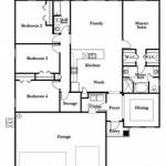 Bridget Floor plan Las Calinas
