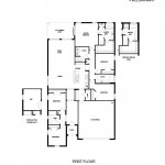 Maxwell Floor Plan Traditions Collection