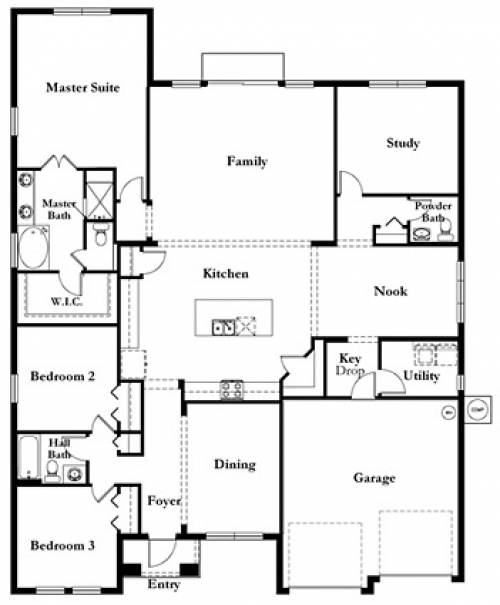 Mercedes Homes Floor Plans House Design Plans
