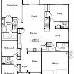 bailey game room floor plan
