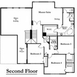 baldwin second floor plan las calinas