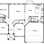 barrington floor plan las calinas