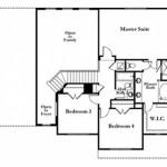 barrington second floor plan las calinas