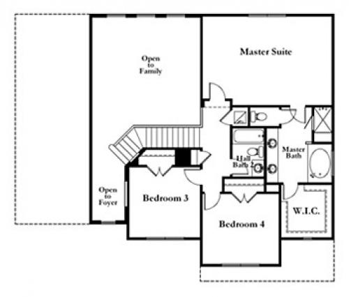 mercedes homes floor plans 2006
