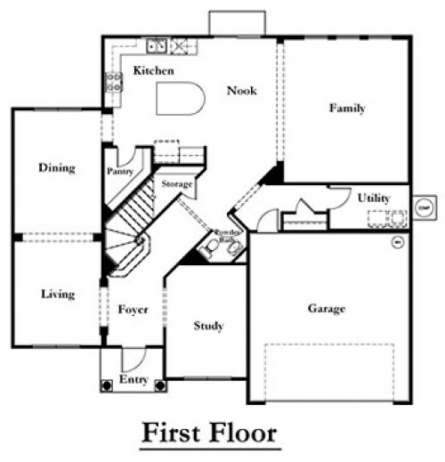 Mercedes homes floor plans 2006 for Mercedes plan