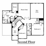 bradford second floor plan las calinas