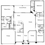 farrah floor plan las calinas