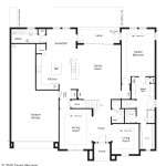 beaumont floor plan las calinas