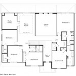 beaumont second floor plan las calinas