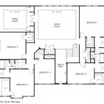 chandler second floor plan las calinas