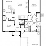 hillsdale floor plan las calinas