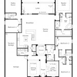 travis floor plan las calinas