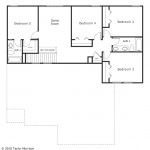 waverly second floor plan las calinas